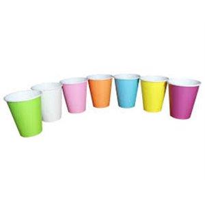 SafeBasics Plastic Cups 5oz  Green, 50/BG 20BGCS 1000CS