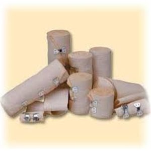 Elastic Bandage 2Inx5Yd NonSterile, 10/BX 5BXCS 50CS
