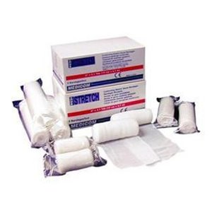 Premium Conforming Bandage 4Inx4.1Yd NonSterile Individually Wrapped, INDIV WRAP, BULK 500CS