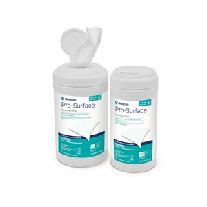 Prosurface+ 6x6.75In Disinfectant Wipes 160/Canister, 6x6.75 160/CAN 12CANCS