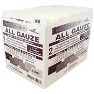 Abdominal Sterile Pads  8x7.5In  1 pad per tray, 1/PCH 12PCH/TRAY 20TRAYCS240
